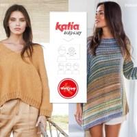 Inscrivez-vous aux Workshops Katia ! Apprenez à tricoter 4 projets grâce aux ateliers organisés dans votre boutique habituelle