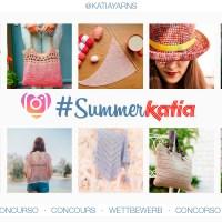 Lavori con i filati Katia anche in estate? Partecipa al nostro Concorso #SummerKatia