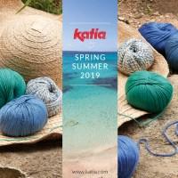 Filati Katia Primavera Estate 2019: Scopri 15 nuovi filati e partecipa al nostro sorteggio