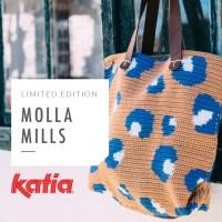 Molla Mills Limited Edition: 7 progetti moderni di Tapestry Crochet per te e la tua casa