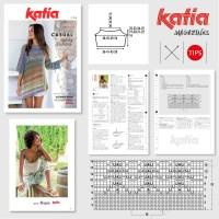 6 consigli per seguire facilmente gli schemi della rivista Katia e realizzare il tuo prossimo progetto senza esitazione
