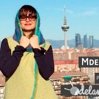 Craft Lovers ♥ Vest MdeMadrid gemaakt met Silky Lace en Mirage door deLanaLana