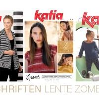 Loterij Lente Zomer 2017! 5 nieuwe tijdschriften met meer dan 250 ontwerpen en een verrassing cadeau