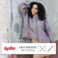 Maak je eerste handgemaakte trui met deze 10 eenvoudige haak- en breipatronen voor beginners!