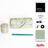 Doe mee aan onze Sew-Along en leer een handige wolopbergtas naaien!