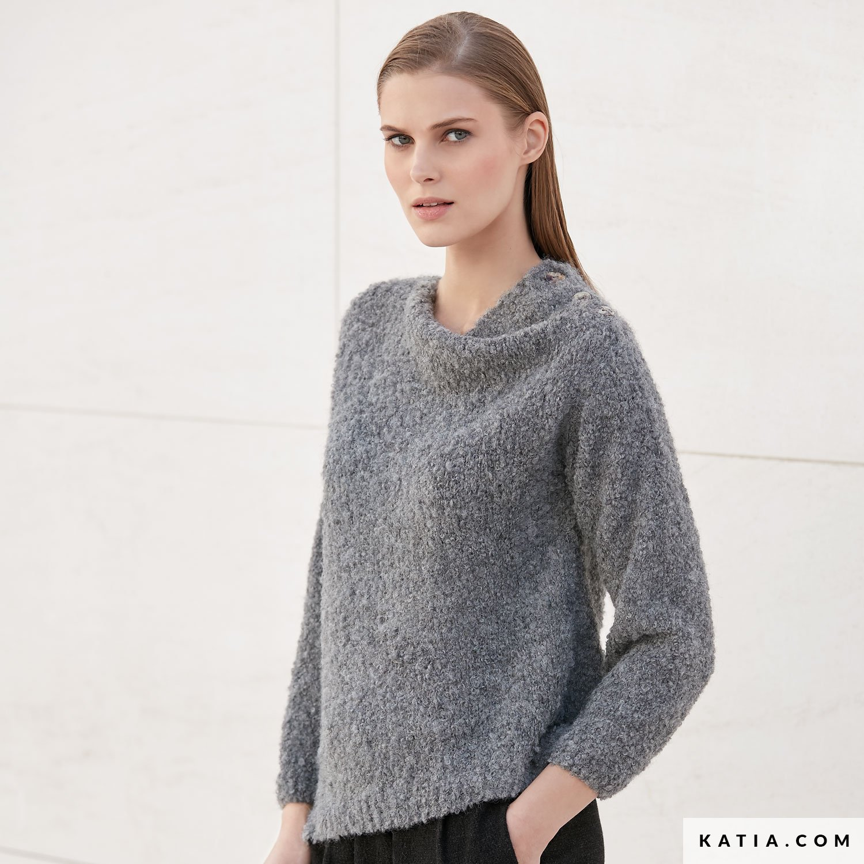 pullover damen herbst winter