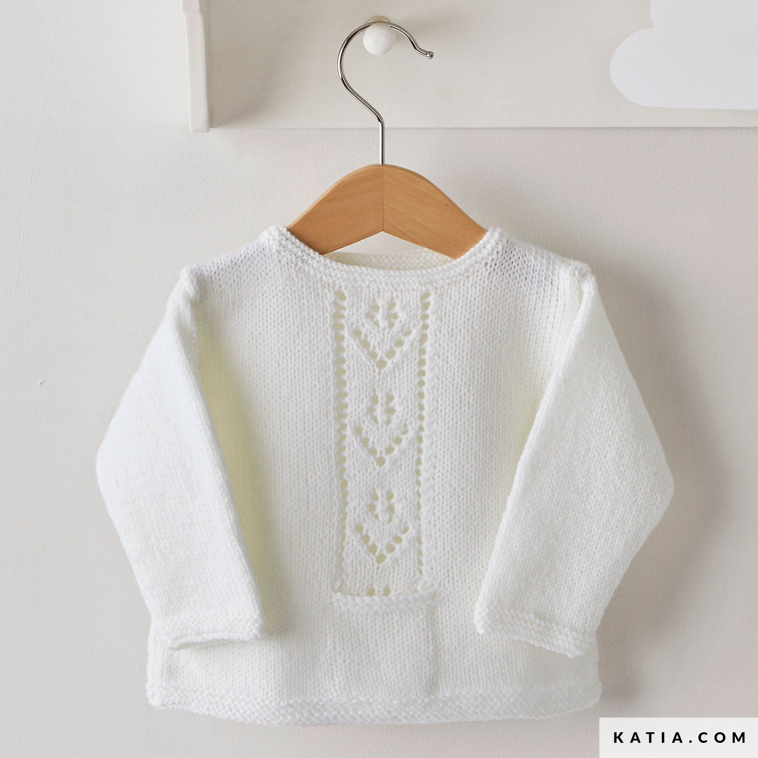 pull layette automne hiver