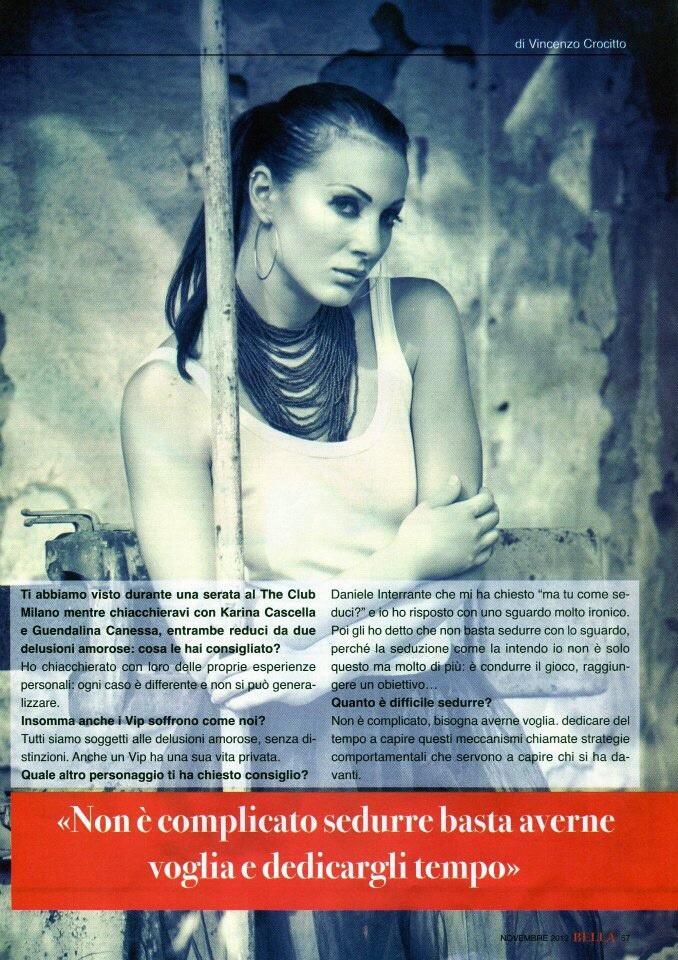 Press about Katia Ferrante