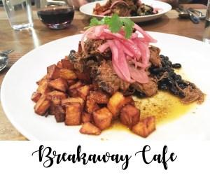 Breakaway Cafe - North Carolina Chapell Hill