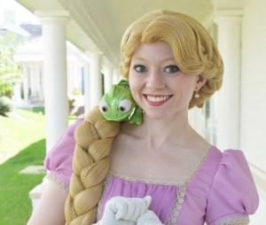Regency Rapunzel