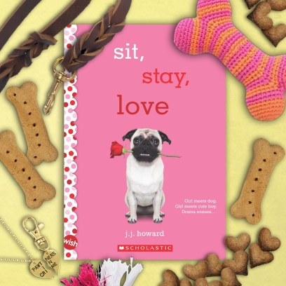 Sit, Stay, Love - J. J. Howard