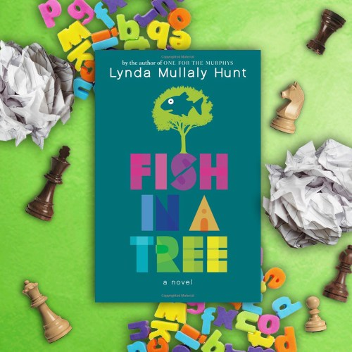 Fish in a Tree - Lynda Mullaly Hunt