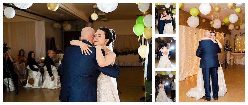 wedding daddy daughter dance