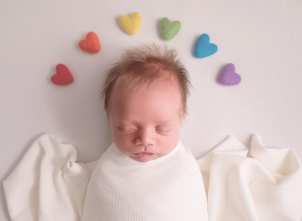 Macomb Michigan Newborn Session