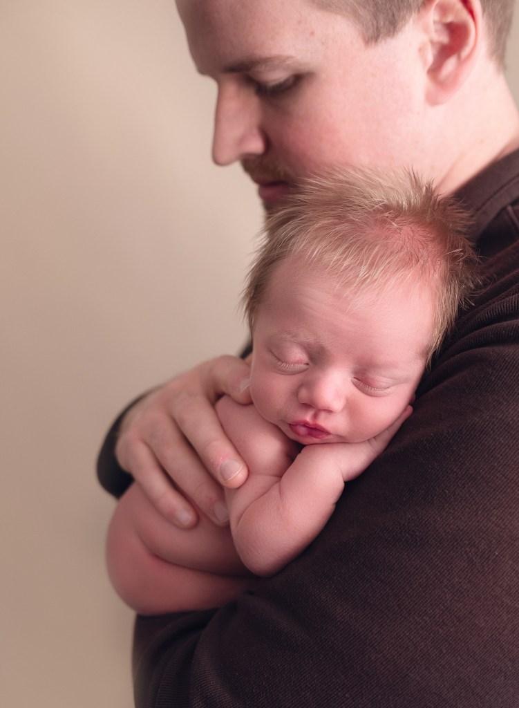 Macomb Michigan Newborn Photography