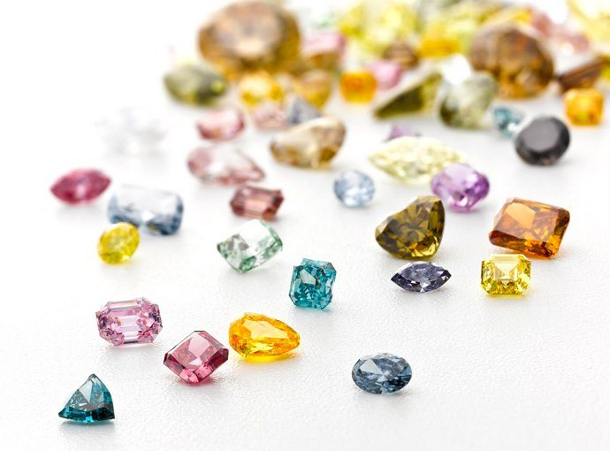 Colored Diamonds: Are They Real And Are They Valuable?