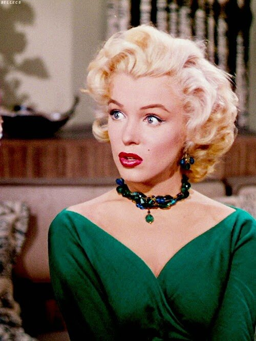 Famous Jewelry In The Movies, Vol. 6: Gentlemen Prefer Blondes