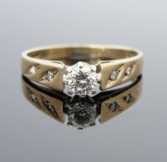 A History of Engagement Rings Vol. 2: The 1970's