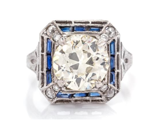 A History of Engagement Rings, Vol. 7: The 1920's