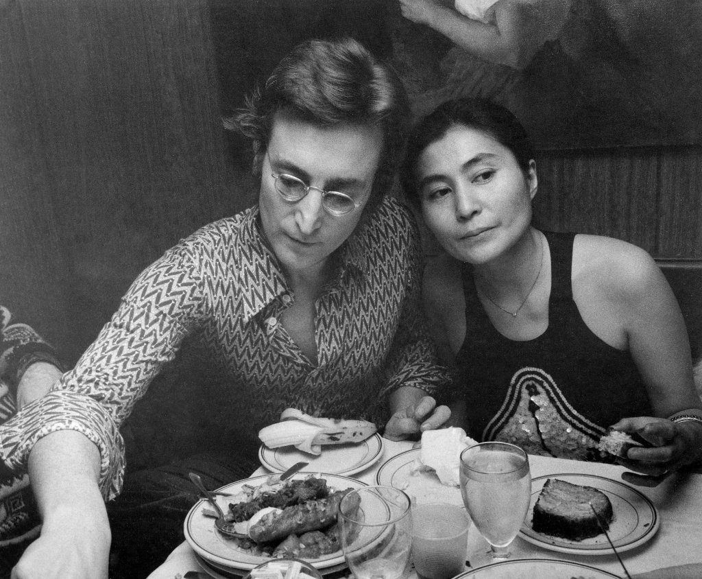Wedding Wednesday: John Lennon and Yoko Ono