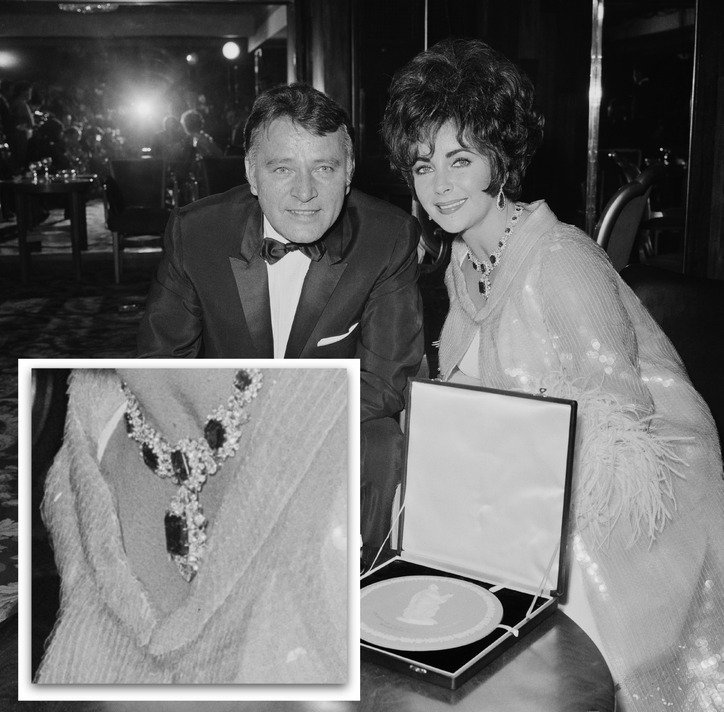 Wedding Wednesday: Elizabeth Taylor and Richard Burton
