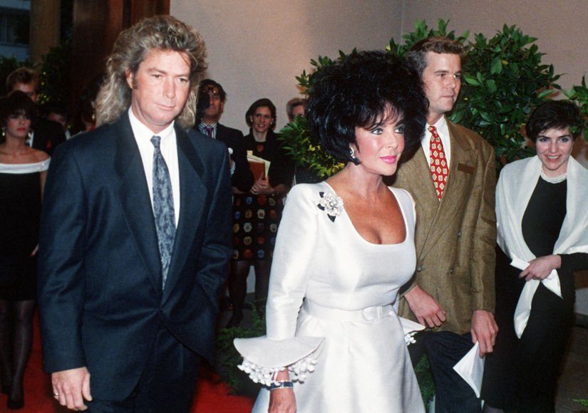 Wedding Wednesday: Elizabeth Taylor and Larry Fortensky