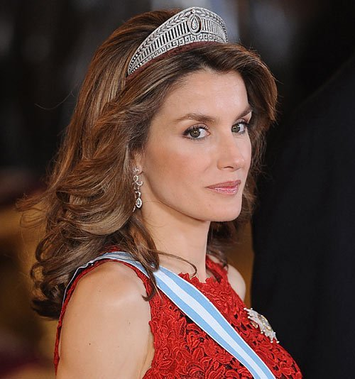 Royal Spanish Tiaras: The Prussian Tiara