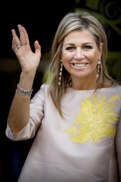 Wedding Wednesday: Queen Maxima of the Netherlands