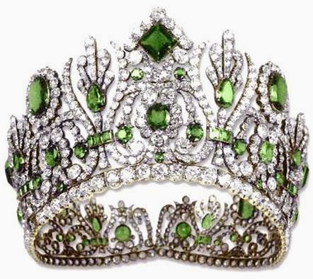 The Empress Marie-Louise Diadem