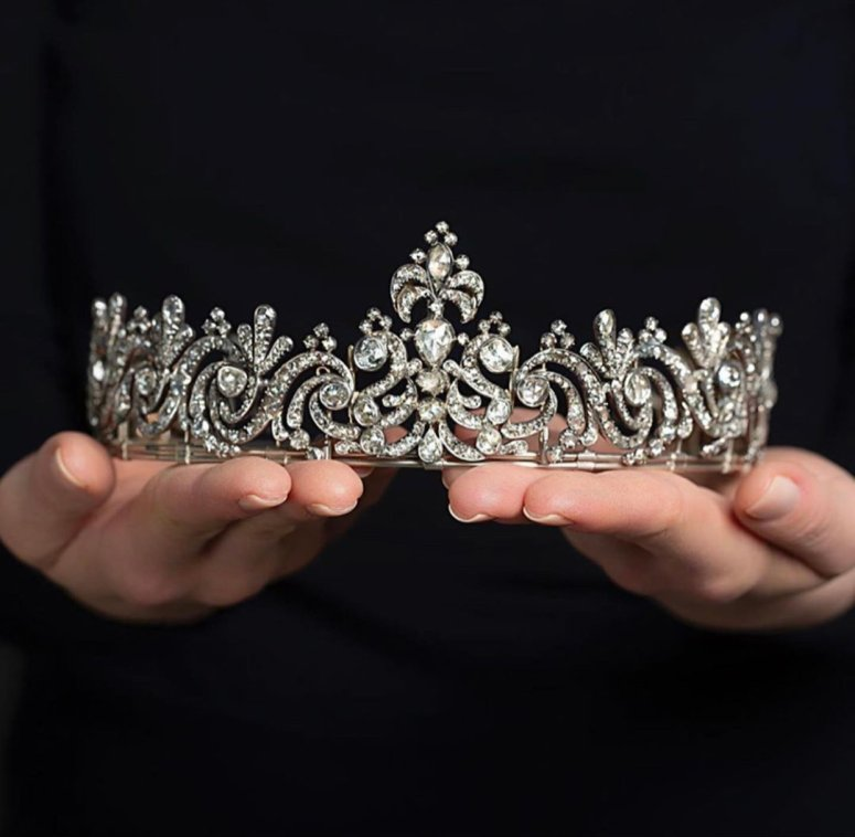 Royal Tiaras: Tiaras Up For Auction