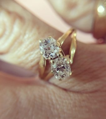 Vintage Engagement Rings and the Zodiac: Sagittarius