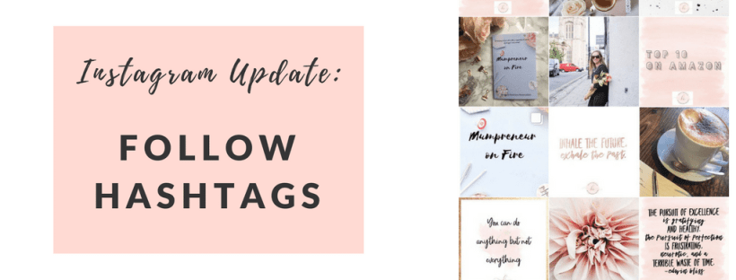 katie colella, mentor, business mentor, instagram, ig, insta, algorithm update, instagram update, hashtags