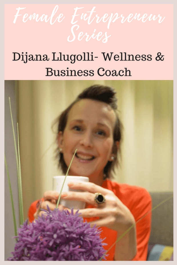 katie colella, business mentor, dijana llugolli, female entrepreneur, video series