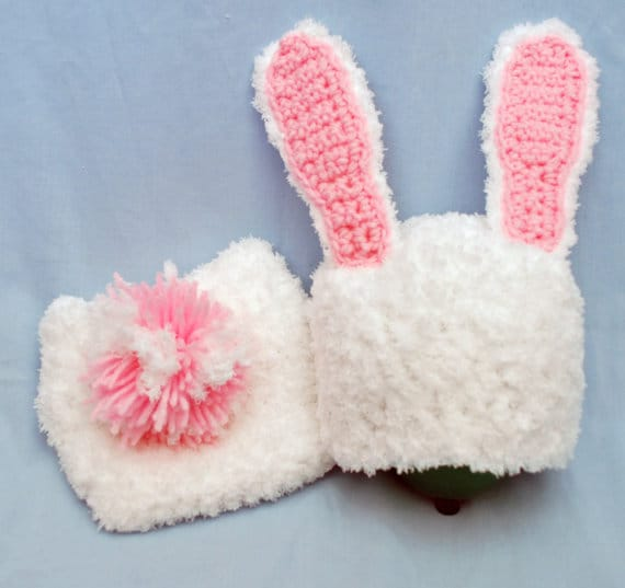 EASTER Bunny Photo Prop Set by Hatt Street on Katie Crafts