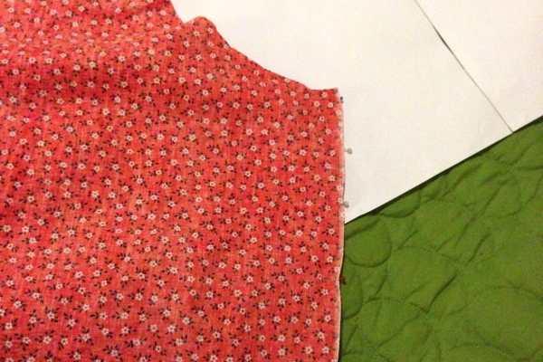 DIY Circle Skirt Tutorial on Katie Crafts; https://www.katiecrafts.com
