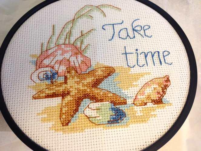Needle Art Mysteries: Cross-Stitching on Katie Crafts; http://www.katiecrafts.com