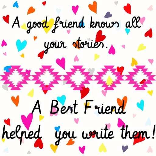 Happy National Best Friends Day! on Katie Crafts; http://www.katiecrafts.com