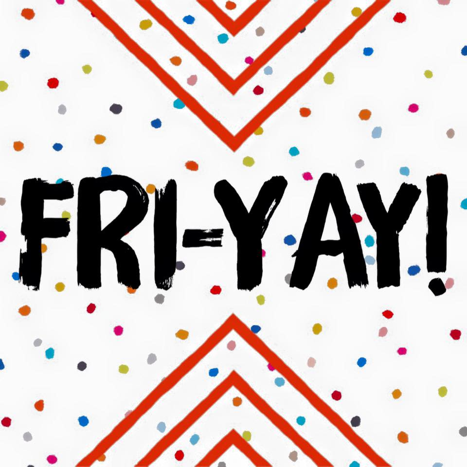 FRI-YAY! on Katie Crafts; http://www.katiecrafts.com