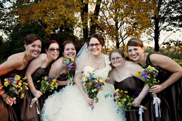 A Special Look at my Fall Wedding... on Katie Crafts; https://www.katiecrafts.com