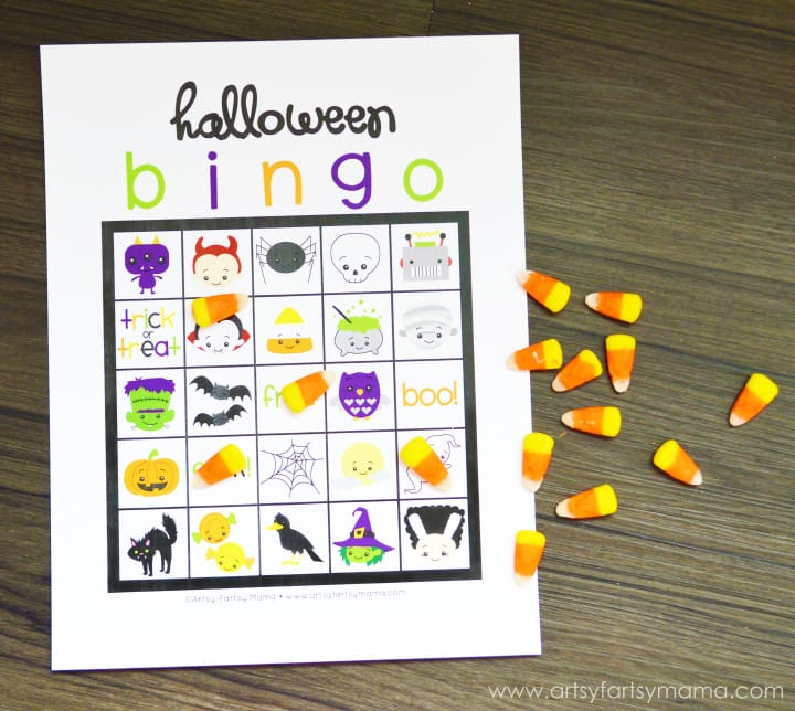 Free Halloween Printables on Katie Crafts; http://www.katiecrafts.com