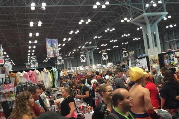 New York Comic Con 2015 Recap on Katie Crafts; https://www.katiecrafts.com