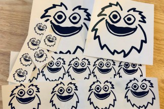 Gritty Decals by Katie Crafts; https://www.katiecrafts.com