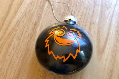 Gritty Ornaments by Katie Crafts; https://www.katiecrafts.com