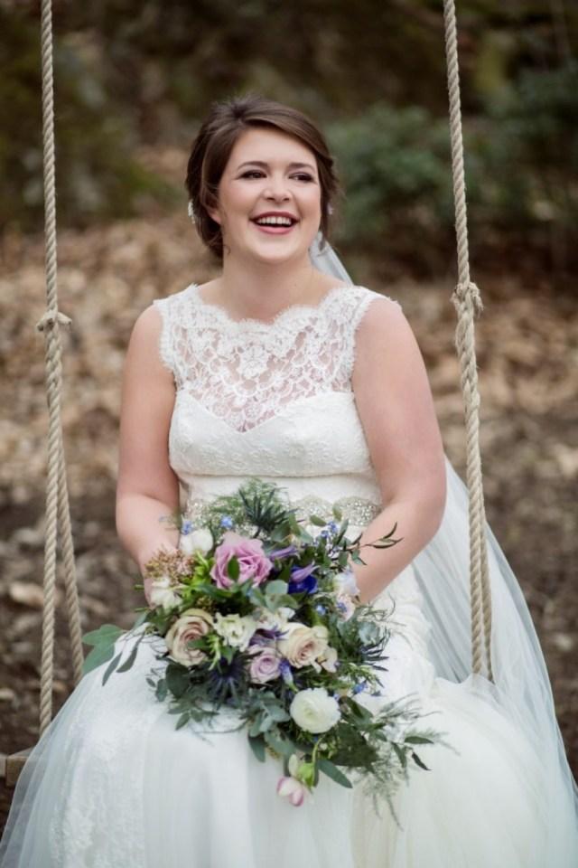 award winning wedding hair and make up at the wild boar