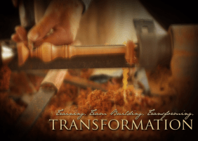 Image of the Transformation Workbook - Katie de Veau's Church Music Workshops