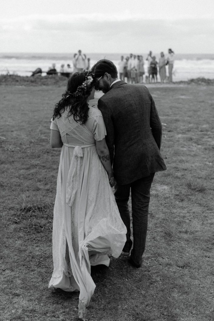 hanalei bay elopement kauai hawaii diy wedding