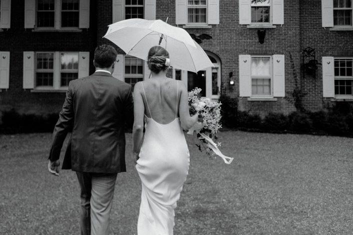 shelburne vermont brick house black tie wedding nectar and root