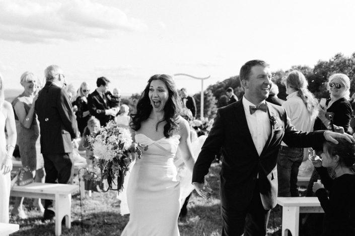 williamstown vermont backyard field wedding