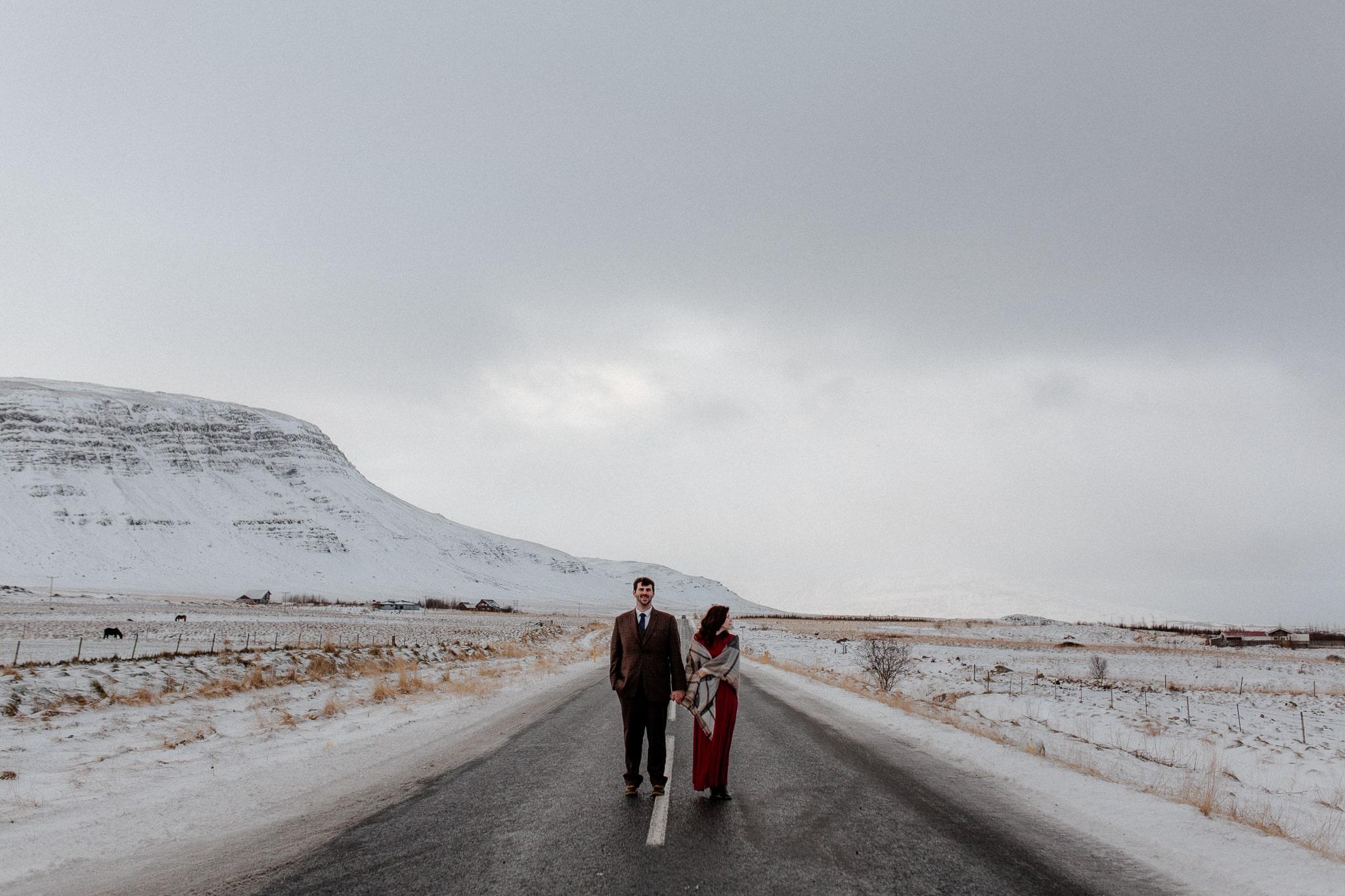 Iceland Elopement - Katie Jean Photography