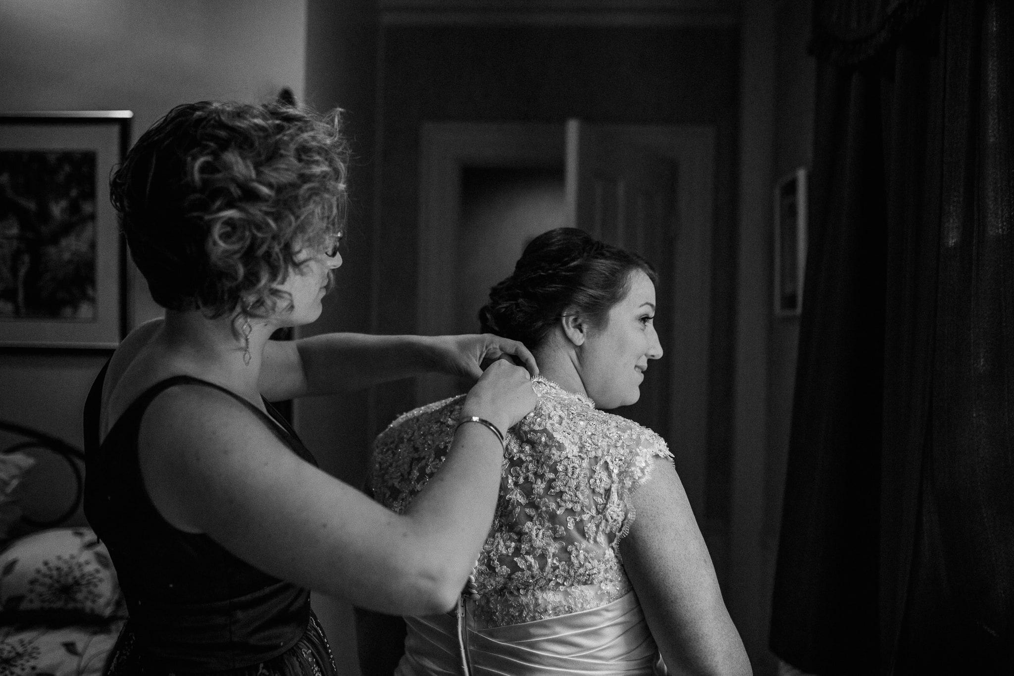 Berkshires Massachusetts Wedding - Katie Jean Photography